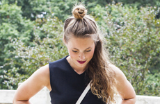 Outfit post: Top Knots & Nikes